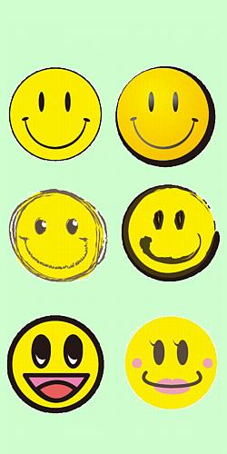 happy&smil/ハッピー&スマイルマーク4
