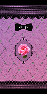 rose in the jewel box