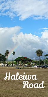 Hawaiiの虹