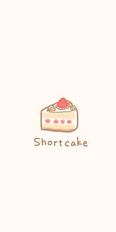 ショートケーキケース