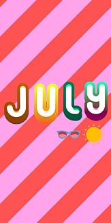 July7月