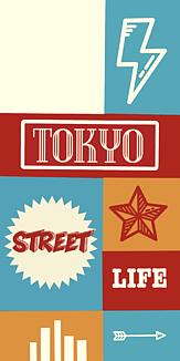 TOKYO STREET LIFE 色違い