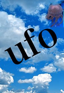 UFOクラゲ