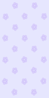 Fuwa Fuwa Flower(Purple)