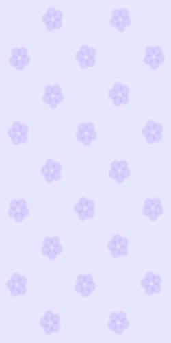 Fuwa Fuwa Flower(Purple)