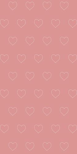 Dot Heart(Red)