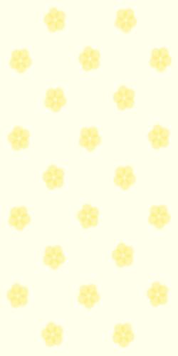 Fuwa Fuwa Flower(Yellow)