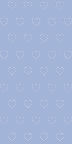Dot Heart(Blue)