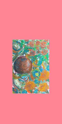 林檎と薔薇と金盞花