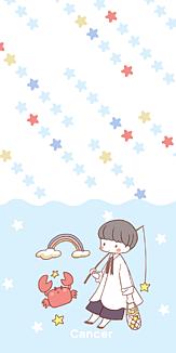 12星座の子どもたち〜蟹座〜