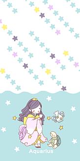 12星座の子どもたち〜水瓶座〜