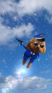 空飛ぶトイプーポリス