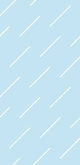ストライプドロップ(blue)