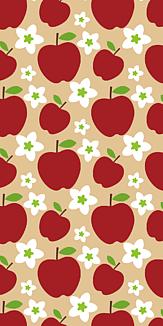 赤りんごゴロゴロ