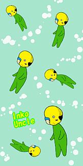 インコおじさん(バブル)