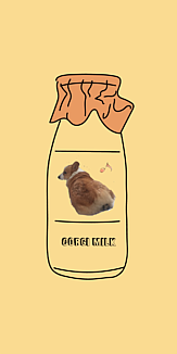 Corgi Milk