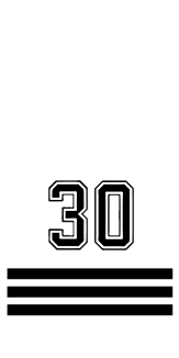 背番号30