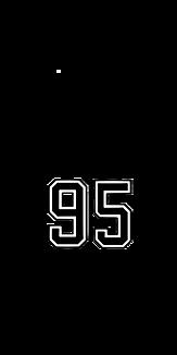 背番号95