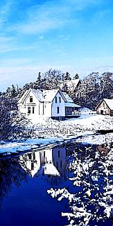 プリンセエドワード島(カナダ)冬3