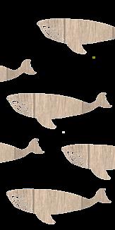 木製クジラの群れ_2