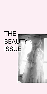 the beauty issue pink case