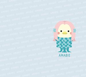 【NEGIKA DESIGN 】AMABIE