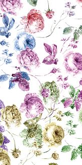 キラキラ花