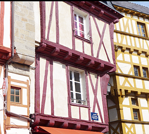 フランスの家