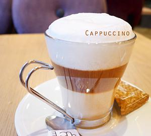 カプチーノ≪cappuccino≫