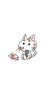 お気に召すまま猫(ぶち)