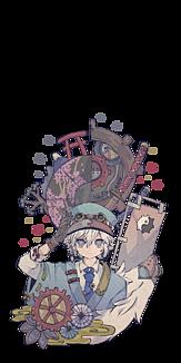 和風スチームパンク【天使】