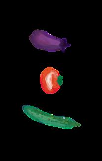 なす トマト きゅうり