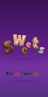 3D Sweets-Earth-Friendly