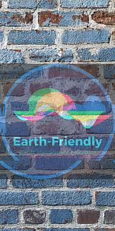 Earth-Friendly レンガ