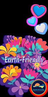 Earth-Friendly Flower