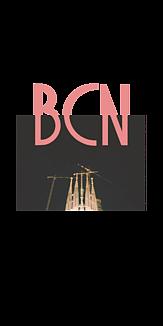 バルセロナ スペイン BCNレッド