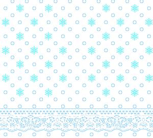snow(白)