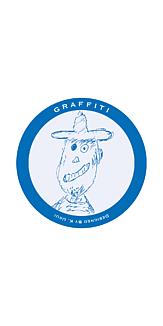 Graffiti (Blue)