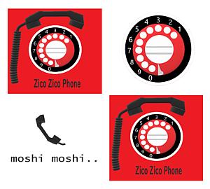 ジーコジーコ電話