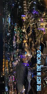 夜のUSJ 世界最高