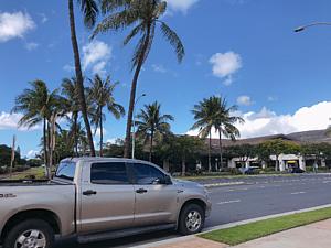 ハワイでのワンショット