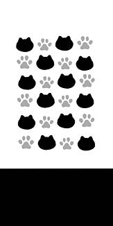 可愛い猫のiPhoneケース