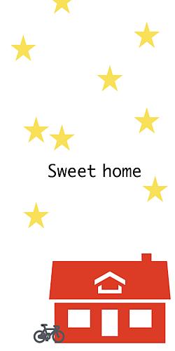 sweet home ☆