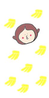 おさるちゃん(ホワイト)