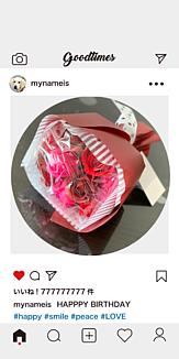 instagram風☆