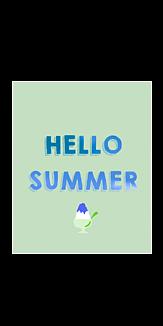 HELLO SUMMER - 3