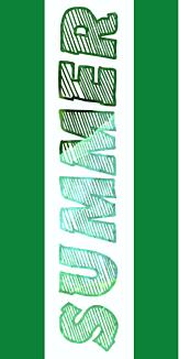 SUMMER - green