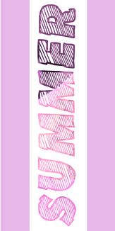 SUMMER - pink