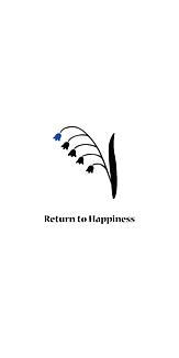 Return to Happiness *ブルー*