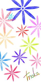 シンプル Flower